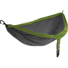 ENO Double Nest Hammock lime charcoal